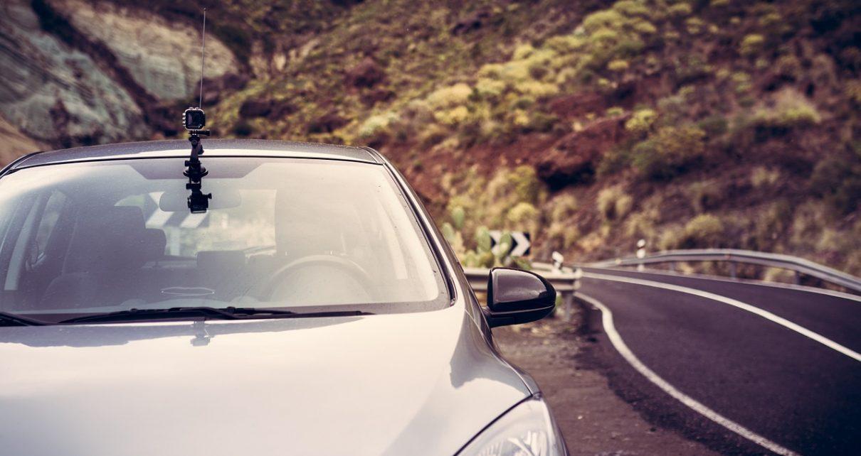 Wideorejestrator - dzięki niemu możesz nagrać swoją podróż samochodem